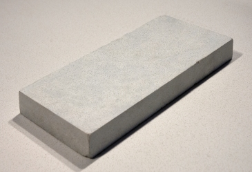Superstratum (Stone), detail. oil paint on stone, stone slab. 2014.