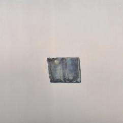 Caput Mortuum I (I). oil paint on aluminum, 61 x 46 cm, 2011