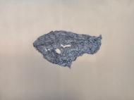 Caput Mortuum I (VII). oil paint on aluminum, 61 x 46 cm, 2012