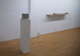 Favoured Objects at Artspeak Gallery (Windsor ON), 2014. In collaboration with Martin Stevens.