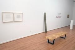 """Super-Stratum (Wood)"" at ""Duplicate"", Deluge Contemporary Art (Victoria BC), 2015."