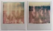 Dyptich 2 (Alberta), 2016, Polaroid Photograph