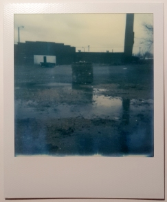 Untitled (Paducah), 2016, Polaroid Photograph