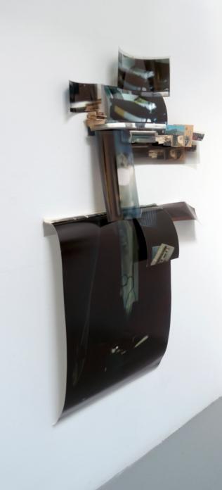 Obraz, Obrez, Ostatok (2), 2020, detail.
